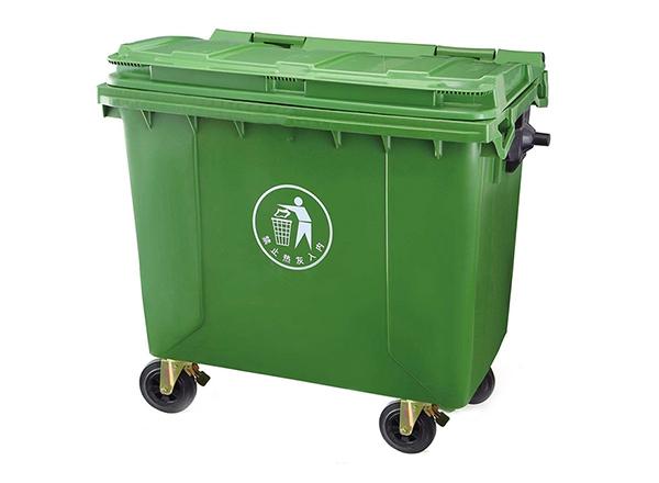 RFL-660-塑料垃圾桶