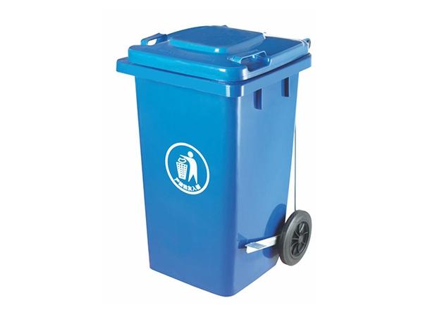 环保垃圾桶100A-1-塑料垃圾桶