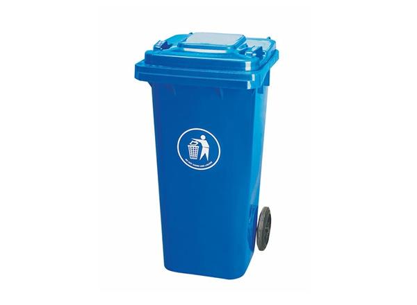 环保垃圾桶120A-环卫垃圾桶