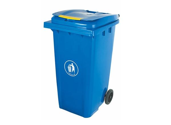 环保垃圾桶240G-环卫垃圾桶